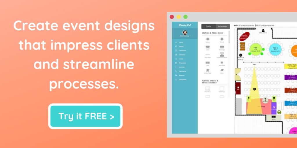 Event Management Software & Venue