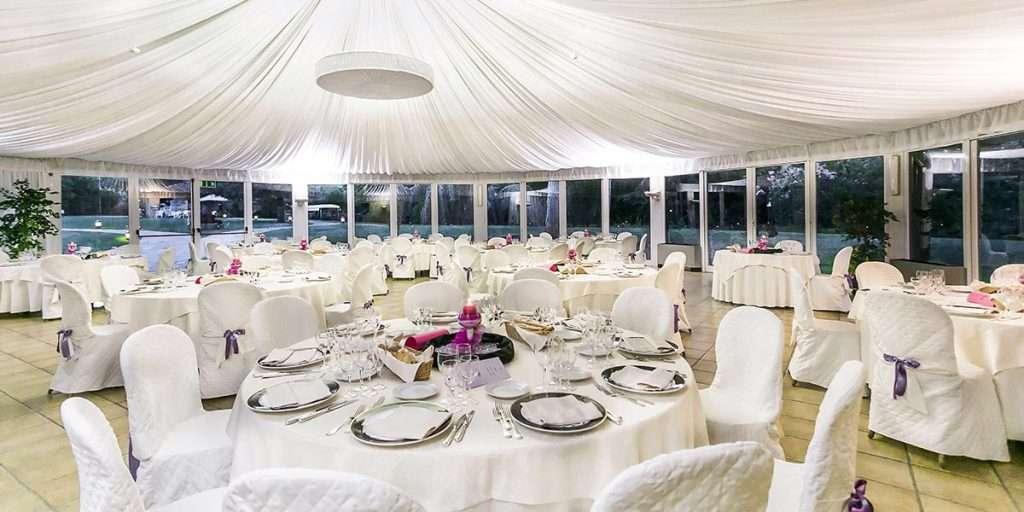 Event Layout Social Wedding Setup
