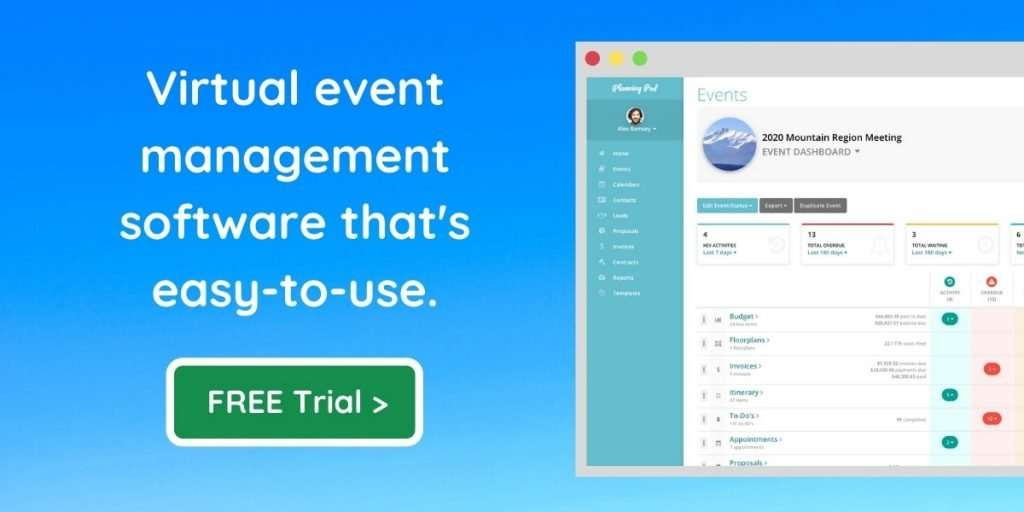 Virtual Event Planning Software