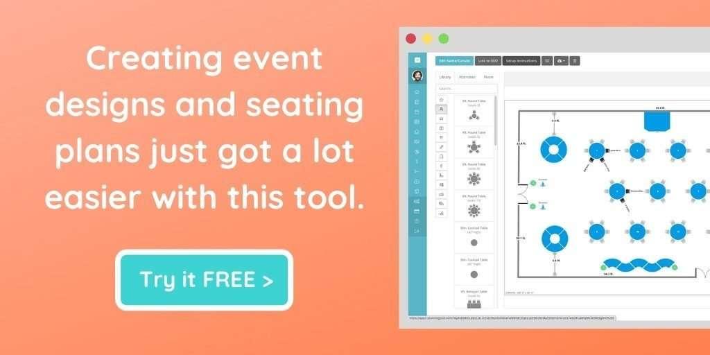 Gala Wedding Seating Planner Software