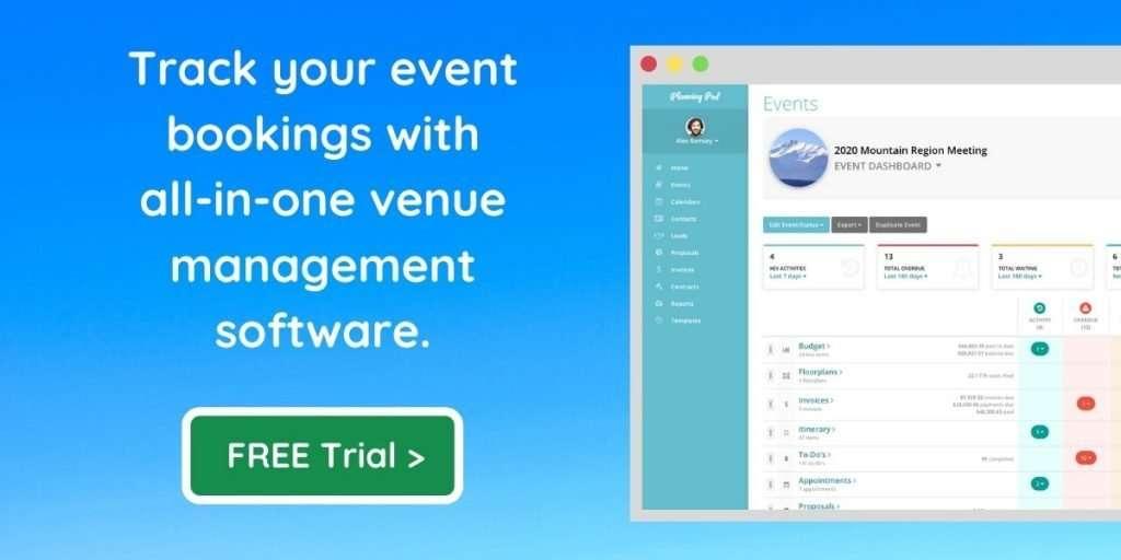 Best Venue Management Software Tool